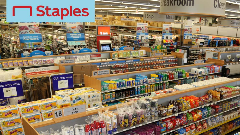 Case Study: Staples: Streamlining the Planning, Communication, Execution, and Compliance Management of Tasks